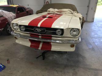 1965 A code convertible, Ohio