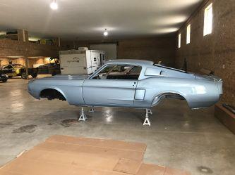 1967 Shelby replica